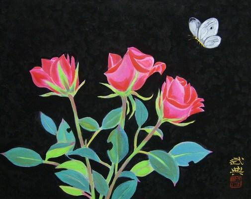 バラ咲く頃